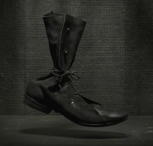 Pupil boot 0001